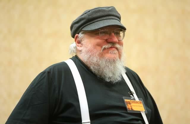 George R. R. Martin fait monter la hype autour des spin-off de Game of Thrones