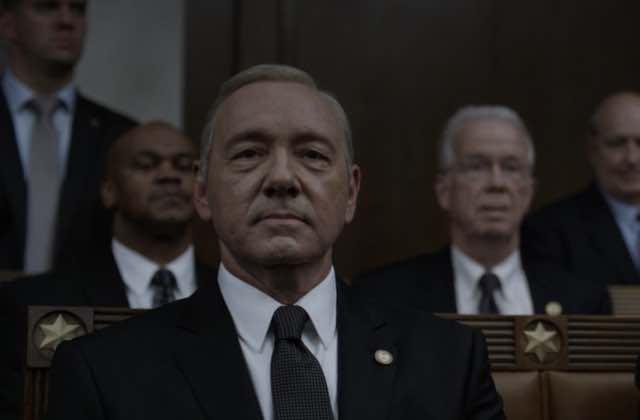 La saison 5 de House of Cards est sur Netflix!