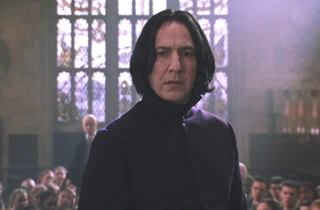 En un tweet, J. K. Rowling réveille le vieux débat «Rogue est-il un enfoiré ou pas»