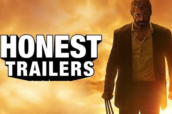 Trop dur de clasher Logan, donc Honest Trailers appelle Deadpool à l'aide