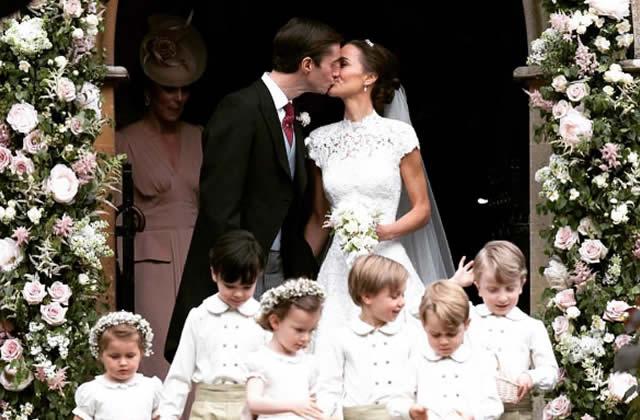 Qu'est-ce qu'on mange au mariage de Pippa Middleton?