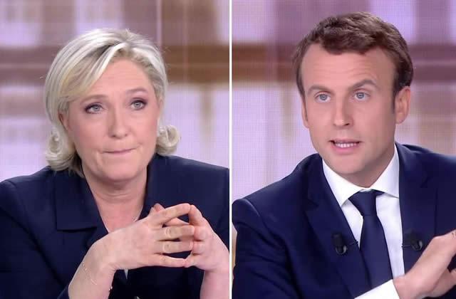Marine Le Pen, c'est notre Donald Trump