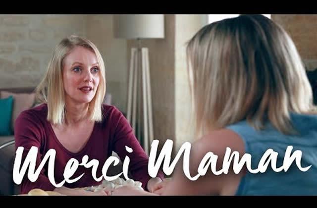 Merci Maman, la vidéo de Maud Bettina-Marie (avec Sophie-Marie Larrouy dedans)