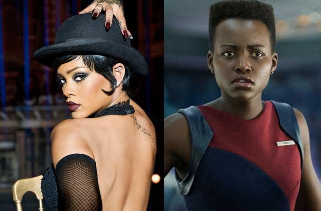Comment un tweet de fan a donné naissance à un vrai film avec Rihanna & Lupita Nyong'o