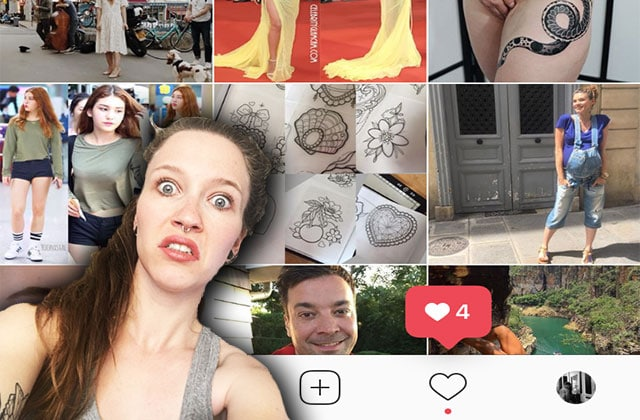 8 trucs inutiles et crétins qu'on fait sur Instagram