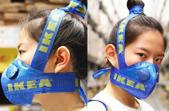 String, banane, baskets… Le fameux sac bleu IKEA inspire des DIY inattendus