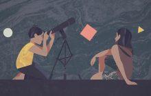 Women in space, le nouveau court-métrage de Tomdapi