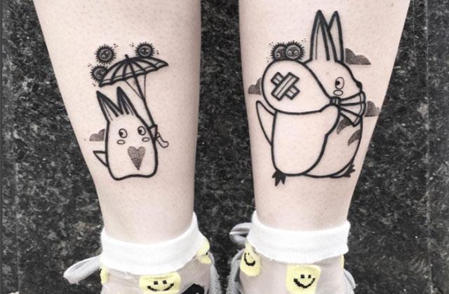 Cinq tatoueuses et tatoueurs à suivre sur Instagram#14