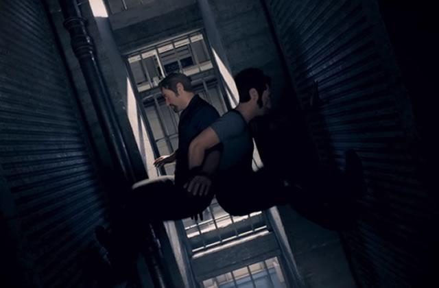 Échappez-vous d'une prison avec un pote dans A Way Out!