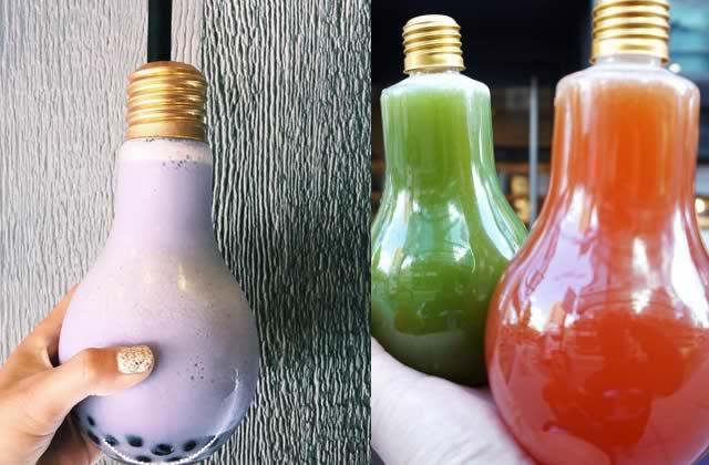 Jetez vos verres à moutarde Disney pour boire dans… des ampoules
