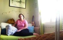 Dans l'appart de Julie… (toujours) prof de français au Havre!