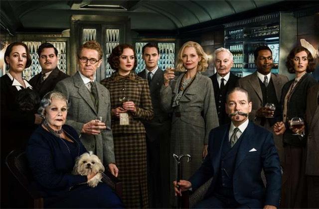 Un vent de mystère souffle sur la bande-annonce du Crime de l'Orient Express!