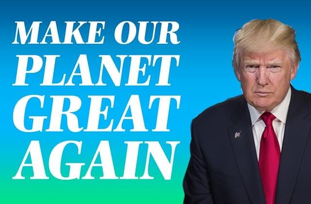 Donald Trump retire les États-Unis de l'accord de Paris et des engagements pris lors de la COP21