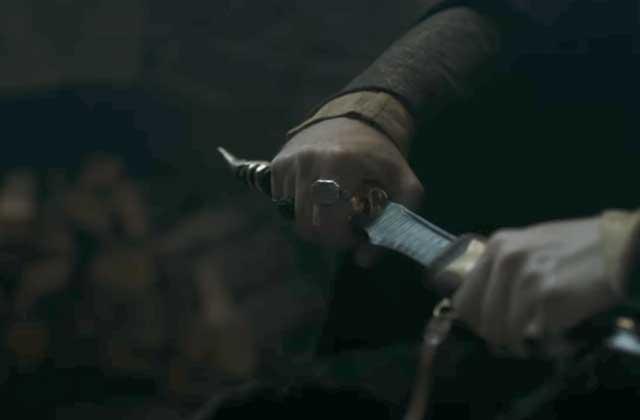 Pourquoi la dague que reçoit Arya dans l'épisode4 de la saison7 est aussi importante?