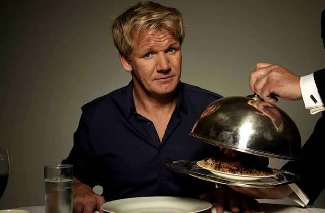 Les 3 conseils de Gordon Ramsay pour une soirée au restaurant réussie