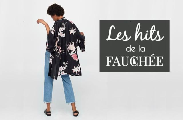 Des kimonos pour l'été — Les 10Hits de la Fauchée#237