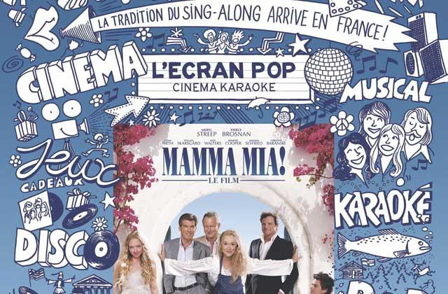 Poussez la chansonnette dans un Sing-Along parisien avec L'Écran Pop, ce jeudi 7septembre!
