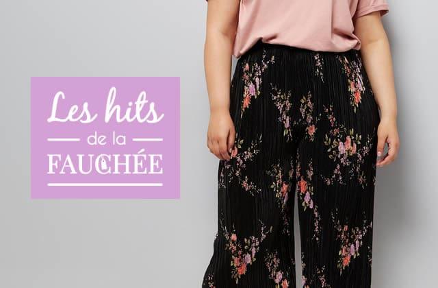 Deux tenues «grandes tailles» pour kiffer les beaux jours—Les 10 Hits de la Fauchée #234