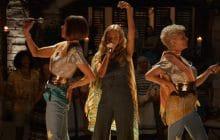 De images des coulisses de Mamma Mia: Here We Go Again! dévoilées