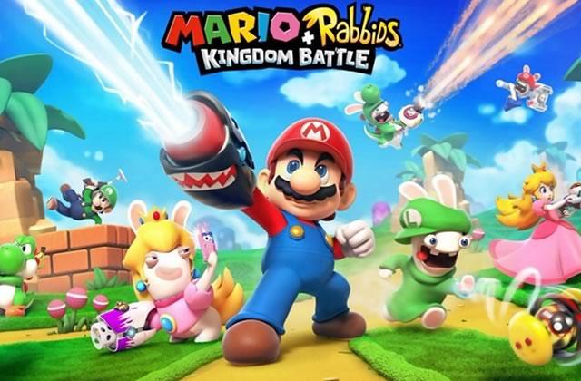 C'est officiel, Mario et les Lapins Crétins vont se rencontrer dans un jeu vidéo !