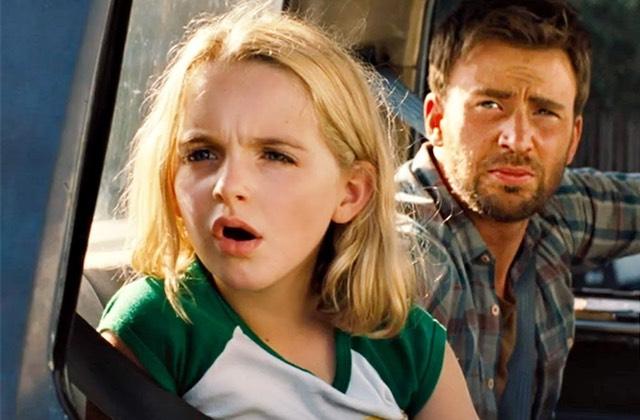 Mary, le film sur une petite fille surdouée, se dévoile dans un extrait touchant avec Chris Evans