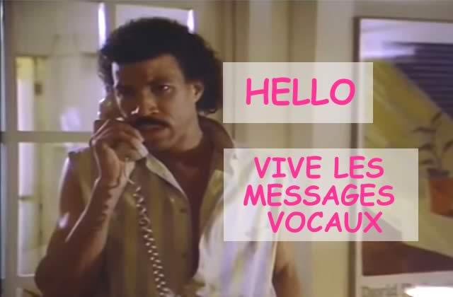 Trois raisons d'adorer les messages vocaux sur WhatsApp et Messenger