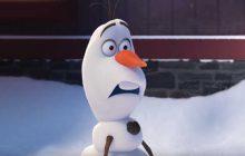 Olaf (de la Reine des Neiges) est de retour au cinéma!
