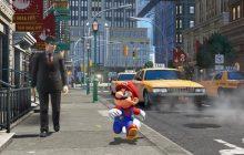 Le jeu vidéo Super Mario Odyssey s'annonce plutôt génial