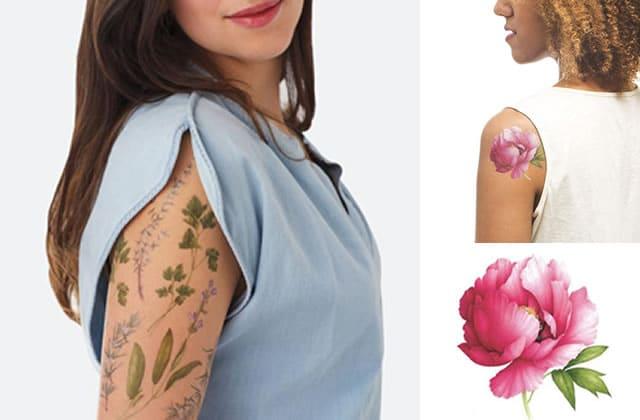 Les tatouages parfumés sont le nouvel engouement des fans de tatouages éphémères !