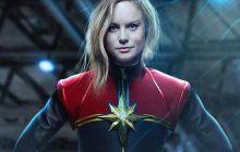 Captain Marvel avec Brie Larson, ça a l'air VRAIMENT TROP CHOUETTE