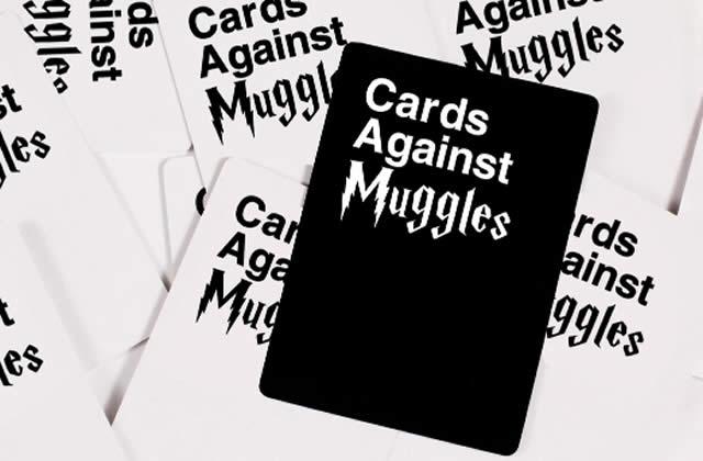 Cards Against Muggles : le Cards Against Humanity Harry Potter que Poudlard attendait