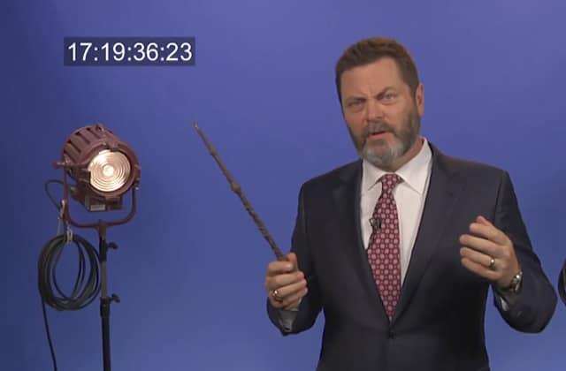 Des stars auditionnent pour jouer Dumbledore ado, et c'est vraiment très drôle