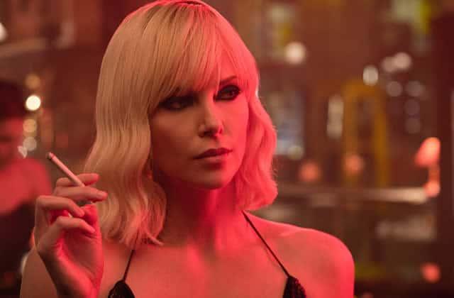 5raisons d'aller voir Atomic Blonde au cinéma