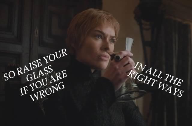 Game of Thrones S07E03—Le récap (rigolo)!