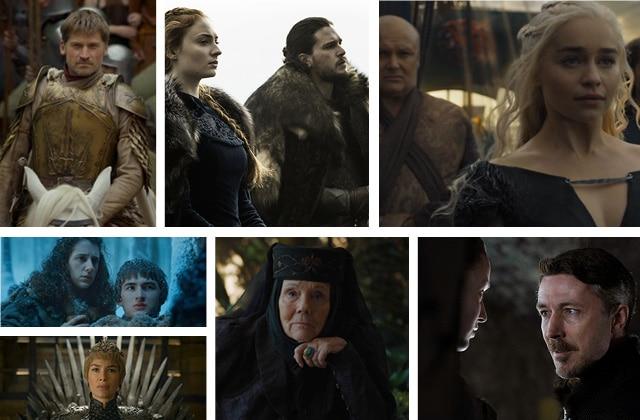 Le grand résumé de Game of Thrones, à lire avant la saison7