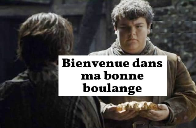 Hot Pie de Game of Thrones lance la boulangerie You Know Nothing Jon Dough!