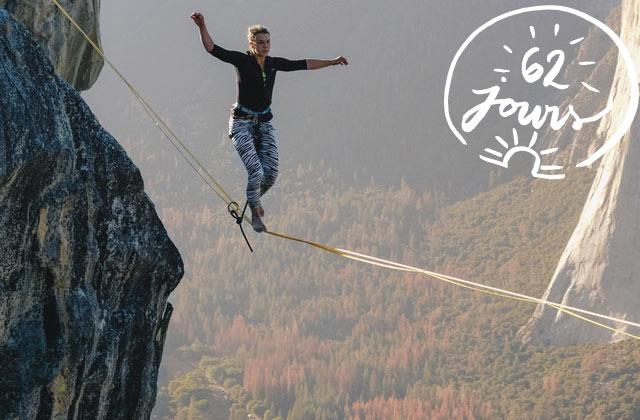«Si je m'arrête, je tombe», ou l'illusion de l'équilibre #62jours