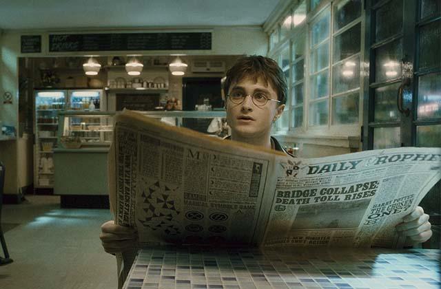 Non, J.K.Rowling ne «gâche» pas Harry Potter avec ses nouvelles anecdotes