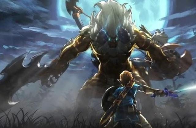 EN LIVE—On explore l'extension de Zelda Breath of the Wild, ce soir à 20h!