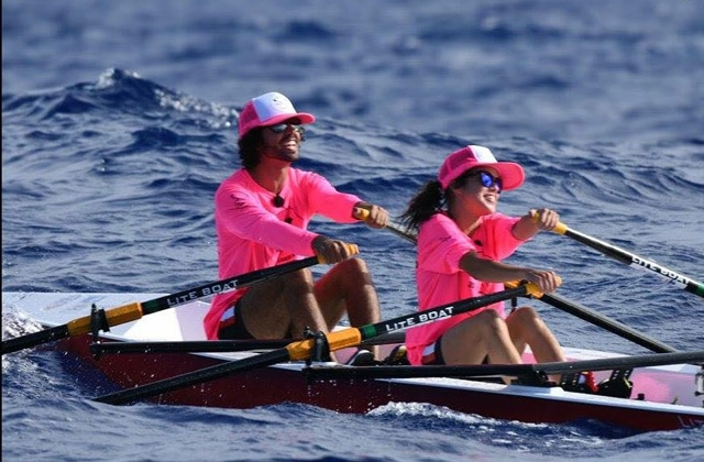 Rame avec Alexandra, une belle traversée en aviron pour sensibiliser à la mucoviscidose