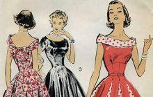 Le catalogue de patrons de vêtements vintage, votre nouvelle inspiration couture
