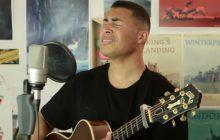 Pierre Danaë, finaliste de The Voice chante «No Love»
