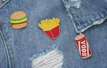 Sélection de 14 pin's en soldes pour décorer tes vestes à l'infini (+code promo!)