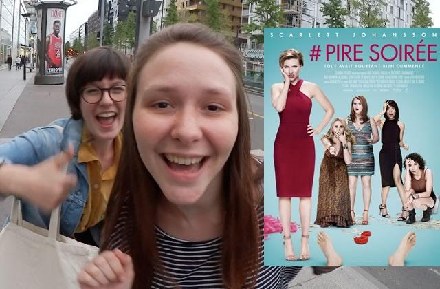 On vous emmène rire très fort au Cinémadz de #Pire Soirée, la comédie de l'été!