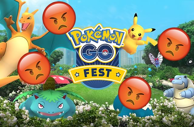 Comment le festival Pokémon Go a tourné au fiasco