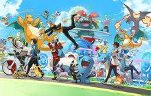 Les pokémons légendaires débarquent sur Pokémon Go !