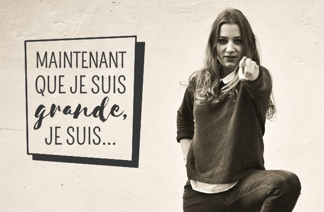 Magali, responsable marketing pour une start-up solidaire