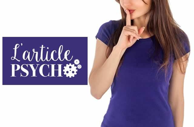 Attention, garder des secrets peut finir par peser lourd dans votre esprit!