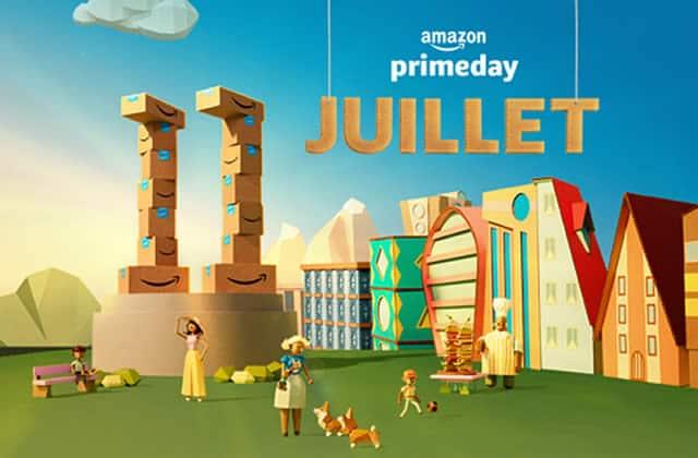 Découvrez l'Amazon Prime Day, une journée pleine de promotions et ventes flash sur Amazon