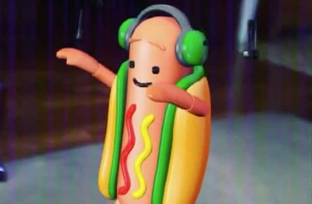 Comment le hot-dog dansant de Snapchat a pris d'assaut Internet